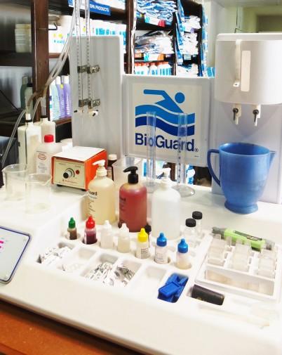 Water Testing Lab