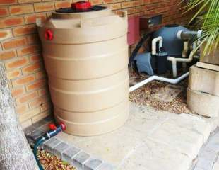 Backwash Recycle System